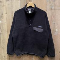 Patagonia Synchilla Snap-T BLACK