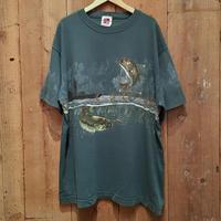 90's AU SPORTSWEAR Fishing Tee