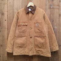 70's Carhartt Chore Coat  38