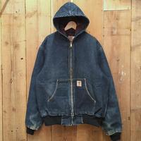 80's Carhartt Denim Active Jacket