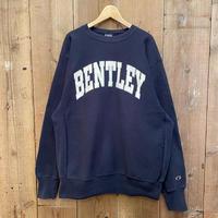 90's Champion Reverse Weave Sweat Shirt SIZE : XL  BENTLEY