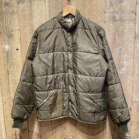 80's BIG SMITH Padded Nylon Jacket