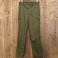 80's Cotton/Poly Boy Scouts Pants  W 32