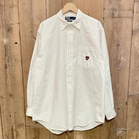 90's Polo Ralph Lauren Pullover Cotton Shirt