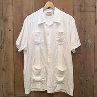 Cubavera Linen ×Cotton Guayabera Shirt
