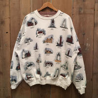 Lighthouse Printed Sweatshirt  #2
