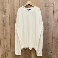 Polo Ralph Lauren Linen × Cotton Thermal Shirt
