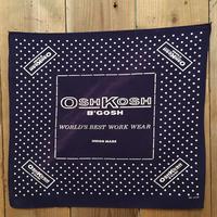70's~ OSH KOSH Old Bandana #80