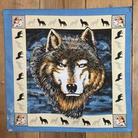 80's~ Wolf Bandana #43