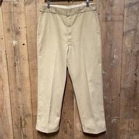 80's~ Dickies  Work Pants KHAKI  W36  #2