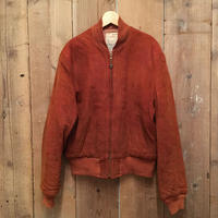 60's PENNEY'S Suede Jacket