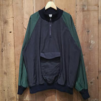 80's~ Mather Karen's Half Zip Nylon Jacket