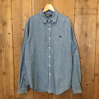 90's Polo Ralph Lauren Chambray Shirt