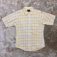 70's XKE B.V.D. Cotton B.D. Shirt