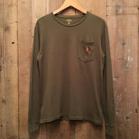 Polo Ralph Lauren L/S Pocket Tee OLIVE