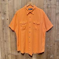 90's~ Polo Ralph Lauren Linen  Shirt