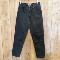 90's GUESS Black Denim Pants