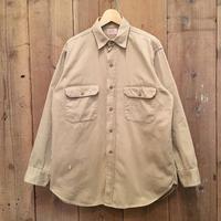 50's HERCULES Luster Chino Work Shirt