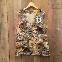 Rio Grande Zoo Animals Printed Vest