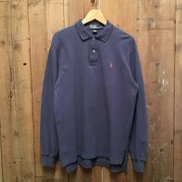 Polo Ralph Lauren L/S Polo shirt  BLUE