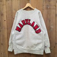 90's Champion Reverse Weave Sweatshirt  MARYLAND