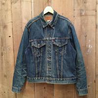 ~70's LEVI'S 70505 Denim Jacket  # 1