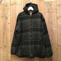 60's Fox Knapp Wool Parka
