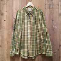 80's PRESSCOTT Cotton/Poly B.D Shirt