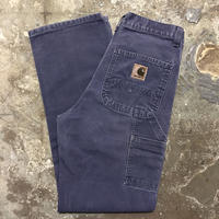 90's~ Carhartt Painter Pants BLUE   W : 31