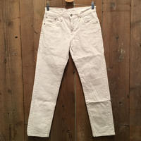 Levi's 511 WHITE Denim Pants W:29