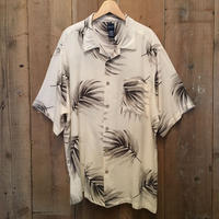 BASIC EDITIONS Rayon Aloha Shirt
