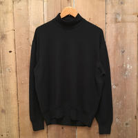 SAKS FIFTH AVENUE Mock Neck Wool Sweater