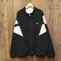 90's asics Nylon Track Jacket