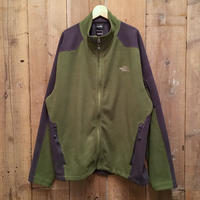 The North Face Fleece Jacket  GREEN