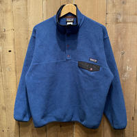 Patagonia Synchilla Snap-T BLUE
