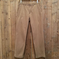 90's Polo Ralph Lauren Cotton Twill Pants  W 34