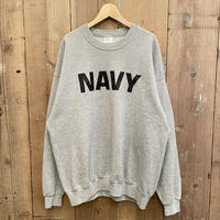 90's~ M.J.SOFFE U.S.NAVY Sweat Shirt