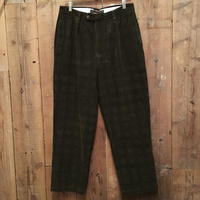 90's Tommy Hilfiger Two Tuck Corduroy Pants  W 35