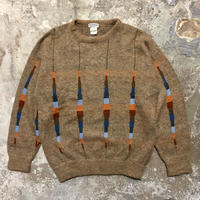 80's NANI BON  Wool Mohair Sweater