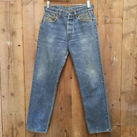 80's Levi's 501 Denim Pants W 30