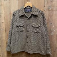 70's PENDLETON Wool Board Shirt