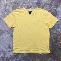 Polo Ralph Lauren S/S Tee YELLOW SIZE M #1