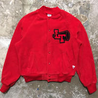 90's  VARSITY Fleece Varsity Jacket