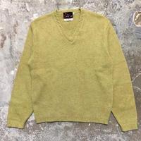 60's Duke of York V-Neck Sweater