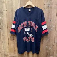 80's LOGO 7 NY GIANTS Football Tee