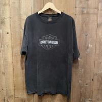 90's HARLEY-DAVIDSON Printed Tee BLACK