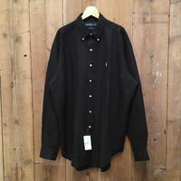 90's Ralph Lauren Silk×Linen B.D Shirt  # 1