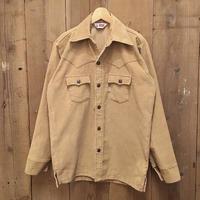 70's Levi's Corduroy Shirt Jacket