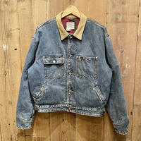 80's Polo Ralph Lauren Flannel Lined Denim Jacket