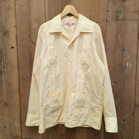 80's~ LOL BE Guayabera Shirt